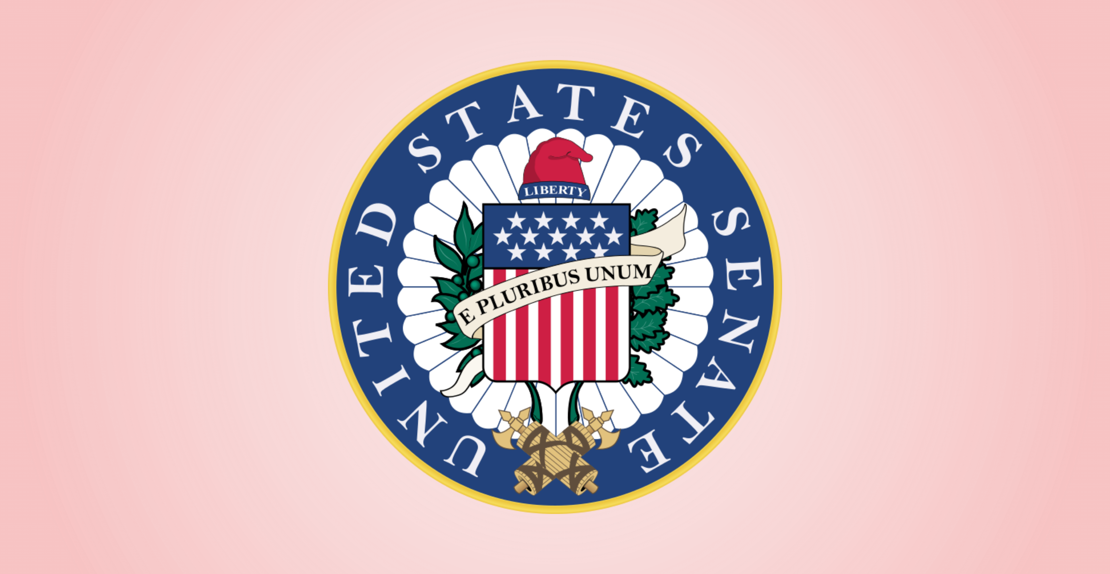 The Seal of the United States Senate